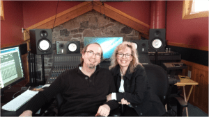 David Chester and Sheila-Marie Richardson…