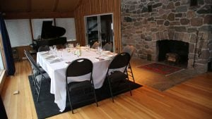 Chalet Room Dining